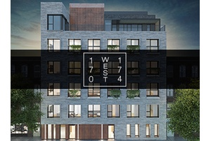 Brand New Floor-through Three Bedroom, Two Bath Home in Greenpoint
