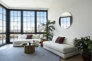 1BR/1BA in Luxury Greenpoint New Development, with W/D in unit!