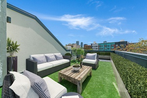 New Construction in Downtown Jersey City with a Private Roof Deck