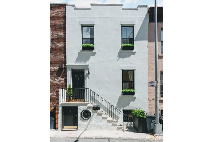 Charming Row House on Exclusive Single-Block Street