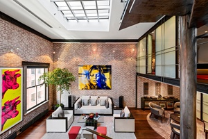 JUST LISTED SOHO GEM - $12.5M - 1500sqft Private Roof Deck
