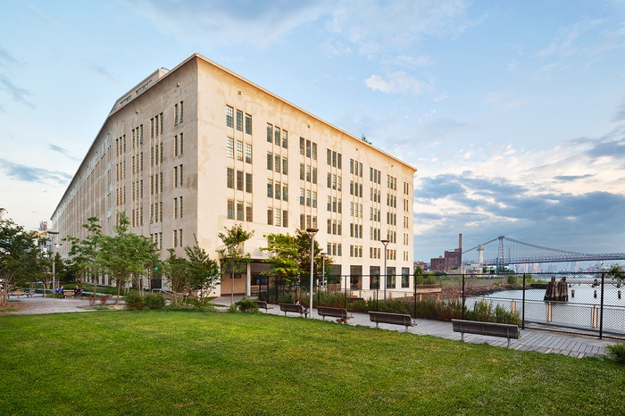 INCREDIBLE RESALE OPPORTUNITY IN THE MOST ICONIC BUILDING IN WILLIAMSBURG!