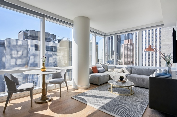 Pristine 2 Bedroom in Heart of the Financial District