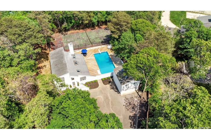 Aerial of Home and Property