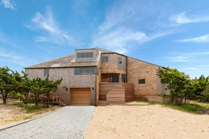 Newly Renovated Oceanfront Home