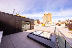 One of a Kind Triplex with Private Rooftop