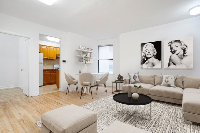 Two Bedroom HDFC Coop In South Harlem