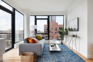 New Development, Radiant and Spacious 2 Bedroom Apartment in East Harlem