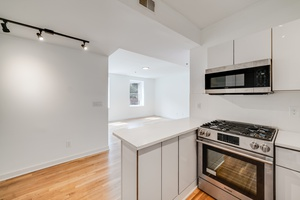 Completely New Renovated 3 Bedroom 2 Bath Apartment Available 08/15!  Washer/Dryer In Unit, Central AC/Heating!
