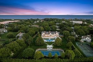The Most Generational All Year Round Amenity Driven Estate Available for Sale in The Hamptons