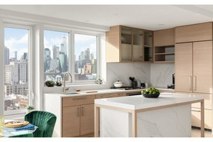 Luxury New Development Full Floor 2 Bedroom with Jaw-dropping NYC Views