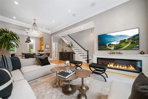 Brownstone Living Complete with a Landscaped Backyard in the Heart of Downtown Jersey City