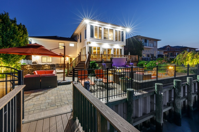 Fully Renovated Waterfront Merrick Home