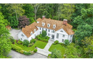 Quintessential Connecticut Country Estate
