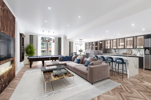 NEW YORK CITY GLAMOUR & UPPER WEST SIDE ELEGANCE | THE LAUREATE