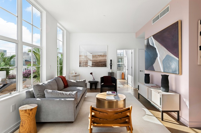 3 BR PENTHOUSE WITH TERRACE AT AUSTIN NICHOLS HOUSE