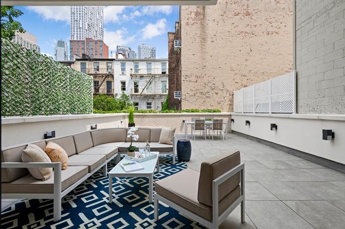 Modern Luxury Boerum Hill Duplex Condo