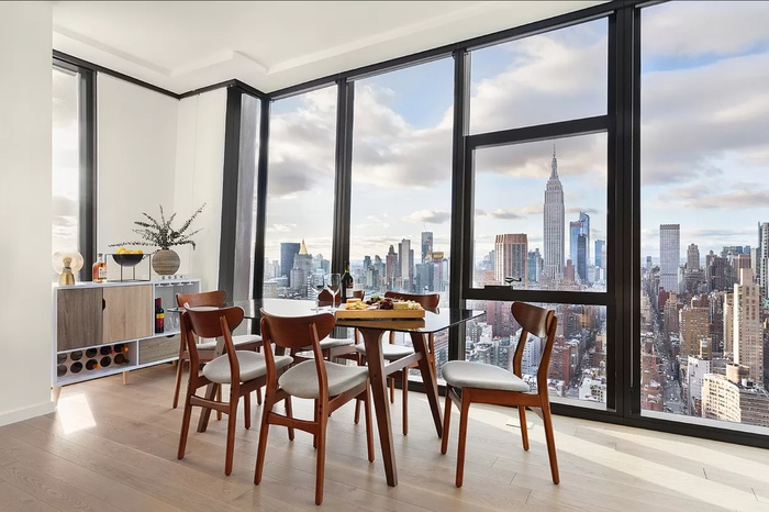 NO FEE! Massive 2 Bedroom with Best Views & Amenities NYC can Offer