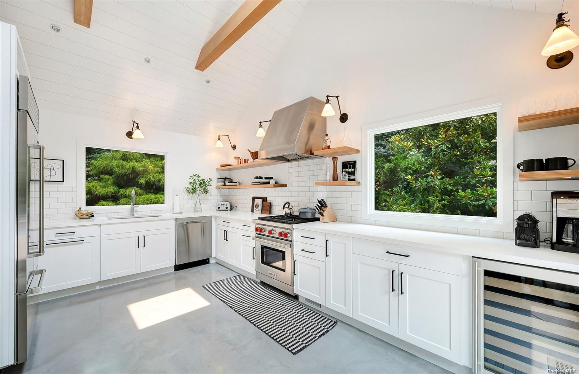 Newly Redone Kitchen