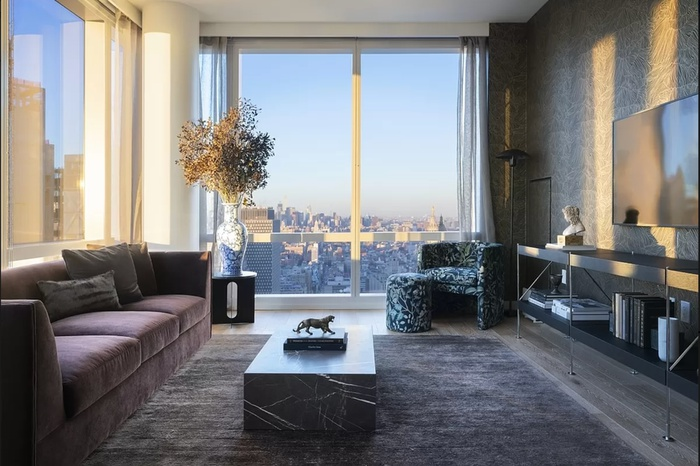 Penthouse 2 Bedroom 2 Bath with NYC's Best Downtown Views