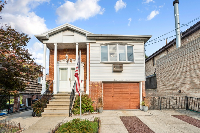 LARGE TWO FAMILY HOME ON RARE 40 X 100 LOT IN SHEEPSHEAD BAY