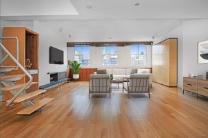 Duplex Loft Penthouse in the Heart of Noho / Prime NYC