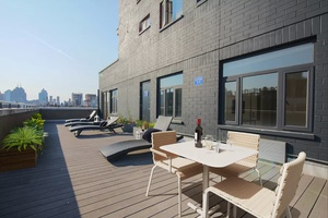 Renovated East Village 5 Bed 2 Bath Penthouse with Massive Outdoor Space