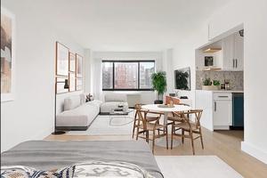 Gut Renovated Studio in Prime Chelsea
