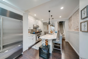 Rare and Immaculately Renovated 3 Bedroom Townhome in Hoboken, NJ