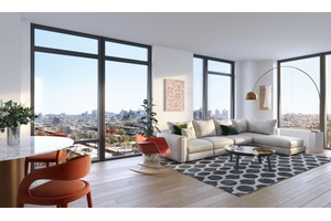 No Fee, Untouched 1BR/1BA in Downtown BK, New Development, W/D in unit