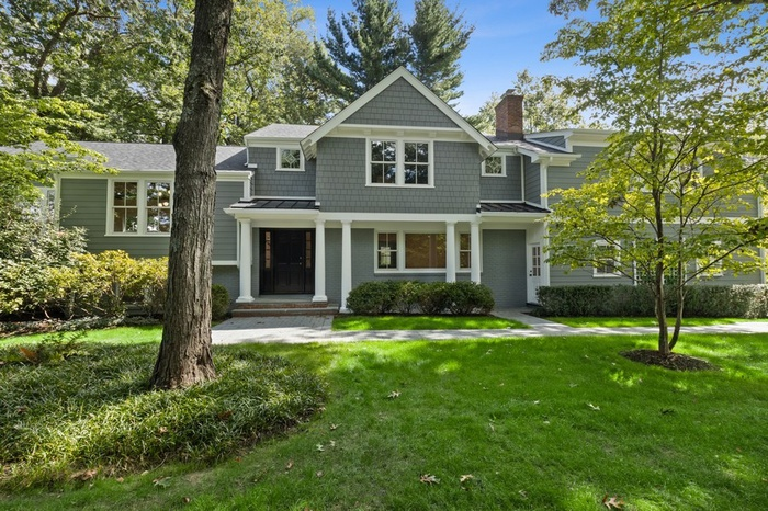 Custom Home in Short Hills