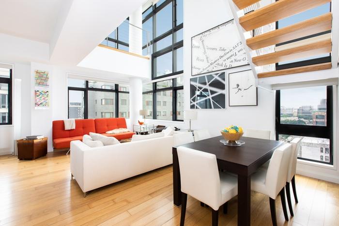 3Bed/3Bath Duplex Penthouse w/ Large Terrace @ LHaus Condominium - Long Island City