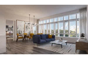 Spacious Newly Developed Condo With An Abundance Of Natural Lighting - Ideal For Entertaining - Morningside Park