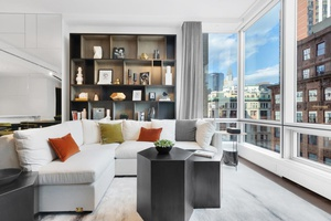 Luxurious Apartment With South And East City Views - Floor To Ceiling Windows That Captures Natural Lighting - Madison Ave