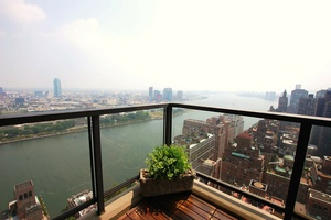 36th Floor - 2800sf 3Bed + Maids Room @ The Sovereign