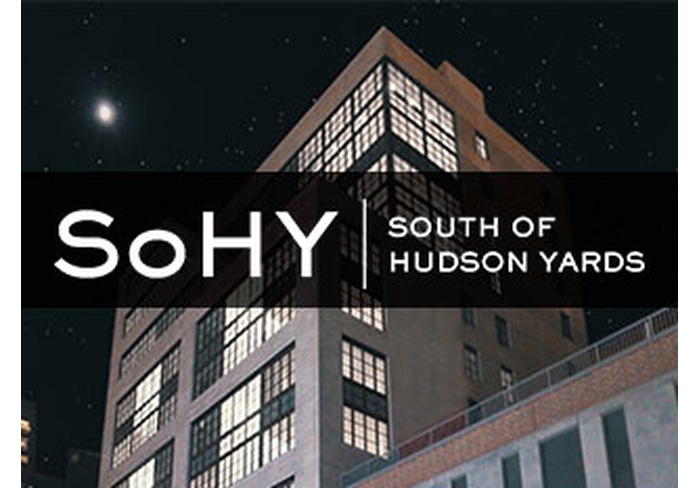SoHY   SOUTH OF HUDSON YARDS