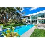 UNIQUE MODERN HOUSE IN PINECREST - MIAMI