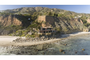 One of A Kind Rare Magnificent European-style Estate In Malibu
