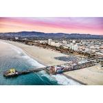 Prestigious Santa Monica Ocean Front  Double Lot with Beach House