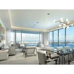 Elysee Miami Luxury water front residences 4BD+Study/5.5BA