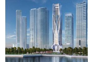 Heart Downtown Miami |  1000 Museum |  Bayfront views | Ultra Luxury Full Floor Residence