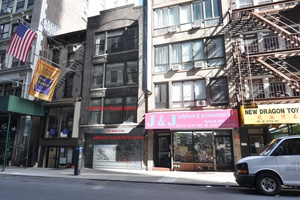 Prime Midtown Retail Space for Rent