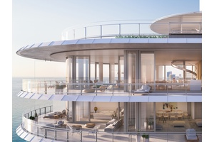 Miami - Extraordinary residences with ocean and park views