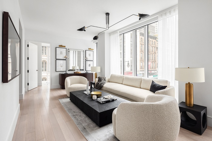 Introducing Tribeca Rogue - Full-Floor 3 Bed Residence