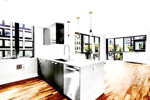 Luxury 2 BR in Prime Bowery/Noho ~ Floor to Ceiling Windows ~ W/D ~ All New Renovations!