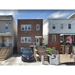 2 Family brick building in Jersey City Heights