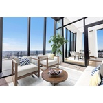 Luxurious Penthouse 2 beds 2.5 baths with Private Courtyard in the Sky!