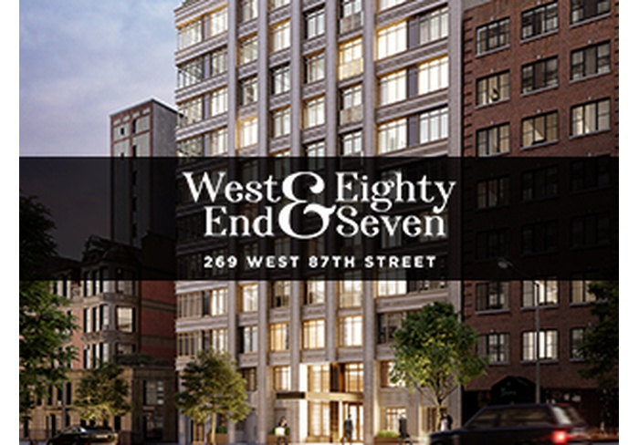 269 WEST 87th STREET | New Development | Currently Offering Five Years of Free Maintenance! Immediate Occupancy!