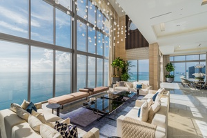 The Mansions Acqualina Penthouse