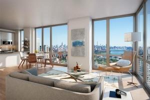 Huge 2 Bedroom Penthouse in Downtown Brooklyn
